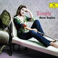 Simply Anne-Sophie — Anne-Sophie Mutter