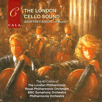 The London Cello Sound — Geoffrey Simon, The London Cello Sound