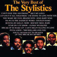 The Best Of The Stylistics — Thom Bell, The Stylistics, Van McCoy