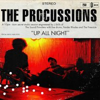 Up All Night EP — The Procussions