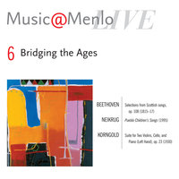 Music@Menlo Live '07: Bridging the Ages, Vol. 6 — Heidi Grant Murphy, Kevin Murphy, Colin Carr, Andres Diaz, Gary Graffman, Erin Keefe, Philip Setzer