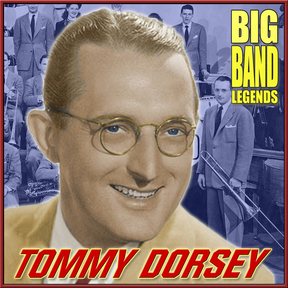 Tommy Dorsey And His Orchestra - I Never Knew / Blue Skies