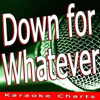 Down for Whatever — Karaoke Charts