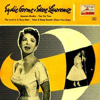 "Vintage Vocal Jazz / Swing Nº 33 - EPs Collectors ""Bésame Mucho, Tea For Two"" — Eyde Gorme & Steve Lawrence"