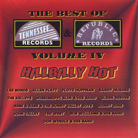 The Best of Tennessee & Republic Records Vol. IV - Hillbilly Hot — сборник