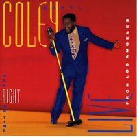 He's Right On Time: Live From Los Angeles — Daryl Coley