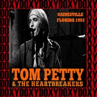 Stephen C. o'connell Center, Gainesville, Florida, November 4th, 1993 — Tom Petty, The Heartbreakers
