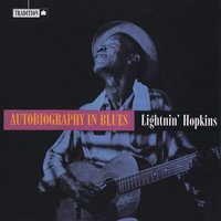Autobiography In Blues — Lightnin' Hopkins