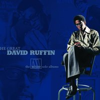 The Solo Albums, Volume 1 — David Ruffin