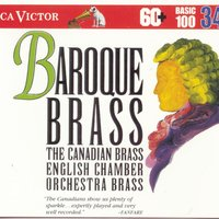 Baroque Brass, Basic 100 Vol.34 — The Canadian Brass