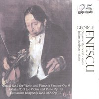 George Enescu: Music for Violin and Piano — George Enescu, Susanne Stanzeleit, Julian Jacobson