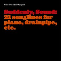 Suddenly, Sound: 21 songlines for piano, drainpipe, etc. — Torben Ulrich & Søren Kjærgaard