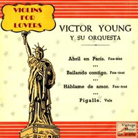 Vintage Dance Orchestras No. 169 - EP: Violins For Lovers — Victor Young