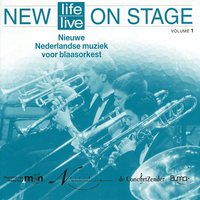 New Life - Live on Stage Vol. 1 — Amsterdams Blazers Collectief, Frysk Fanfare Orkest