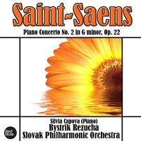 Saint-Saens: Piano Concerto No. 2 in G minor, Op. 22 — Slovak Philharmonic Orchestra & Bystrik Rezucha