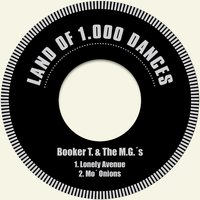 Lonely Avenue — Booker T. & The M.G.´s