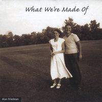 What We're Made Of — Alan Friedman