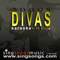 2000s Divas Karaoke Volume 4 — The 2000s Karaoke Band