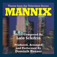 Mannix - Theme from the TV Series (Lalo Schifrin) — Dominik Hauser