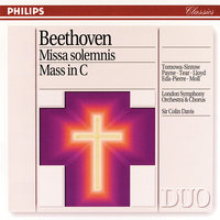 Beethoven: Missa Solemnis/Mass in C — London Symphony Orchestra (LSO), Sir Colin Davis, London Symphony Chorus