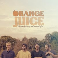 Too Much Time & Not Enough of It — Orange Juice