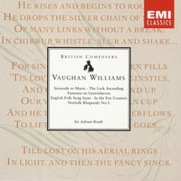 Vaughan Williams: Serenade to Music, The Lark Ascending etc — Sir Adrian Boult, Ральф Воан-Уильямс