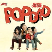 POP DAD — tattoo colour