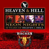 Neon Nights - 30 Years Of Heaven & Hell - Live At Wacken — Heaven & Hell