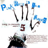 Punk Rock Is Your Friend: Kung Fu Records Sampler, No. 5 — сборник