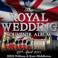 The Royal Wedding Souvenir Album (Includes Celebration Booklet) 30 Traditional Wedding Classics - HRH William & Kate Middleton — сборник