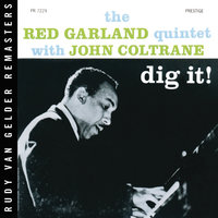 Dig It! — The Red Garland Quintet