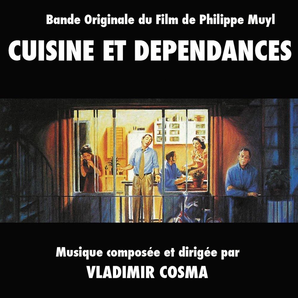 Cuisine et d pendances vladimir cosma for Cuisine et dependance