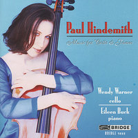 Hindemith: Music for Cello and Piano — Пауль Хиндемит, Eileen Buck, Wendy Warner