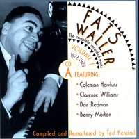 The Compete Recorded Works Vol. 1, CD A — Fats Waller