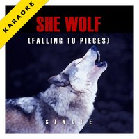 She Wolf (Falling to Pieces) - Single — The Harmony Group