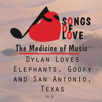 Dylan Loves Elephants, Goofy and San Antonio, Texas — S. Swiniarski