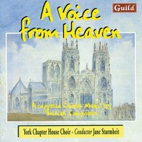 A Voice from Heaven - A Cappella Choral Music by British Composers — Ralph Vaughan Williams, Уильям Уолтон, Густав Холст, Andrew Carter, Herbert Howells, Sir John Tavener, Paul Patterson, Sir Charles Villiers Stanford, Andrew Bunney