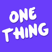 One Thing - Single — Hit Masters