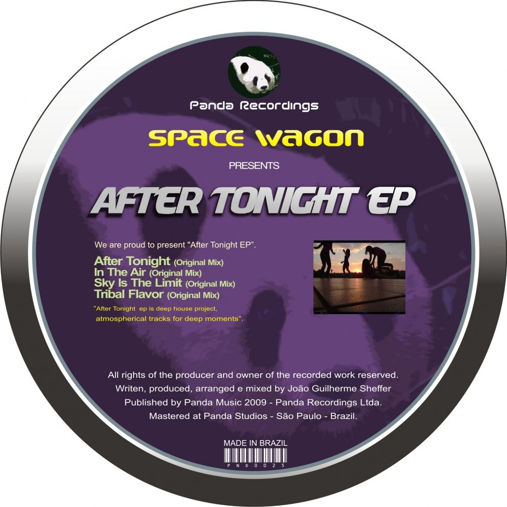 Space Wagon After Tonight EP