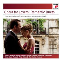 Opera for Lovers - Romantic Duets - Sony Classical Masters — сборник