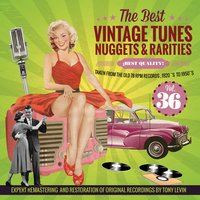 The Best Vintage Tunes. Nuggets & Rarities ¡Best Quality! Vol. 36 — сборник