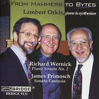From Hammers to Bytes — Lambert Orkis