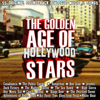 The Golden Age of Hollywood Stars - 55 Original Soundtrack Dialogue Music & Songs — Al Jolson