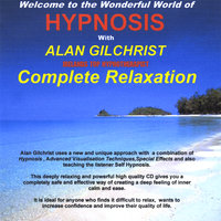 Learn to Relax — Alan Gilchrist - Fast Track Hypnosis
