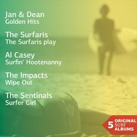 Five Original Surf Albums, Vol. 5 — сборник