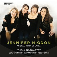 An Exaltation of Larks — Todd Palmer, Gary Graffman, Blair McMillen, The Lark Quartet