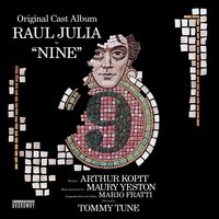 Nine — Original Broadway Cast Recording, Original Broadway Cast of Nine