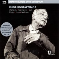 Serge Koussevitzky : Great Conductors of the 20th Century — Serge Koussevitzky, Serge Koussevitsky
