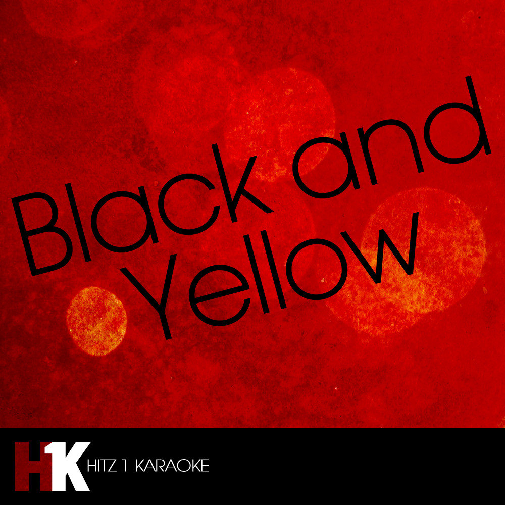 Book With Black And Yellow Cover : Black and yellow — cover guru Слушать онлайн на Яндекс Музыке