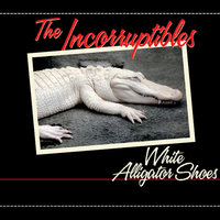 White Alligator Shoes — The Incorruptibles